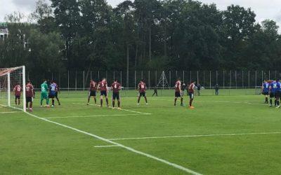Servette FC M-21 – FC Saint-Maurice 5-0 (4-0) : un monde d'écart