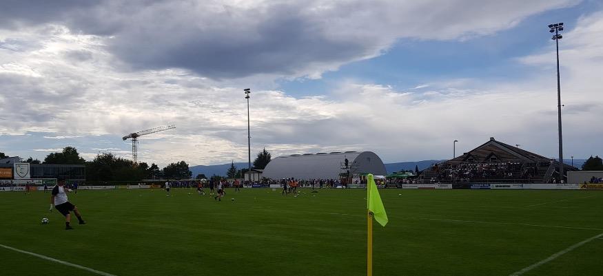 Echallens – Servette 0-6 (0-1) : la qualif avant tout