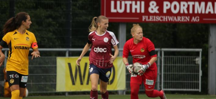 Young Boys Frauen – Servette FC Chênois Féminin 1-0 (0-0) : Dominer n'est pas gagner