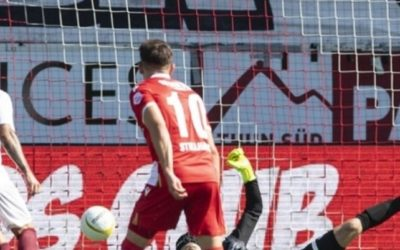 FC Thoune – Servette FC 0-4 (0-2) : Servette tout en maîtrise.