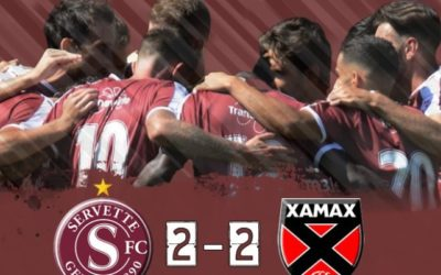 Servette-Xamax: L'analyse
