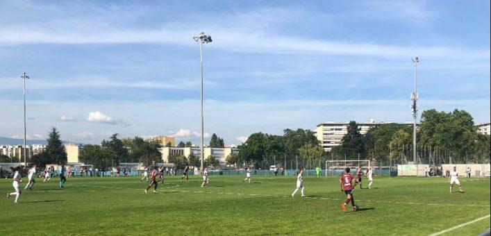 Servette FCCF – FC Zürich Frauen 3-2 (2-1) : une victoire HISTORIQUE !
