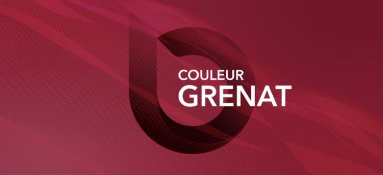 Couleur Grenat 12 (Léman Bleu)