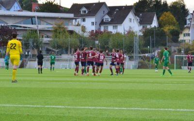 FC St. Gallen-Staad – Servette FCCF 0-3 (0-2) : une victoire tout en maîtrise