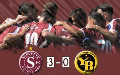 Servette-Young Boys: L'analyse