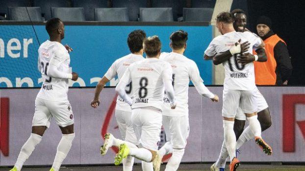 Lucerne – Servette 1-2 (0-2) : la confirmation !