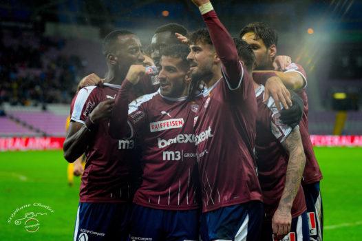 Servette FC – Young Boys 3-0 (0-0) : l'exploit avec la manière !