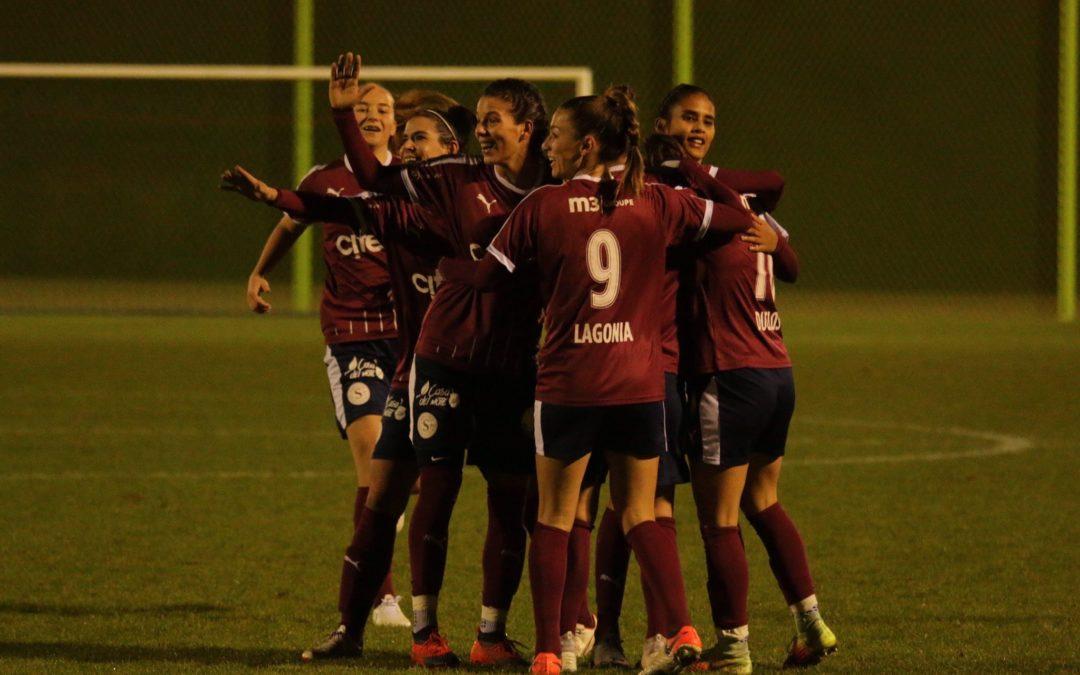 FC Zürich Frauen – Servette FCCF 1-5 (1-3) : match XXL