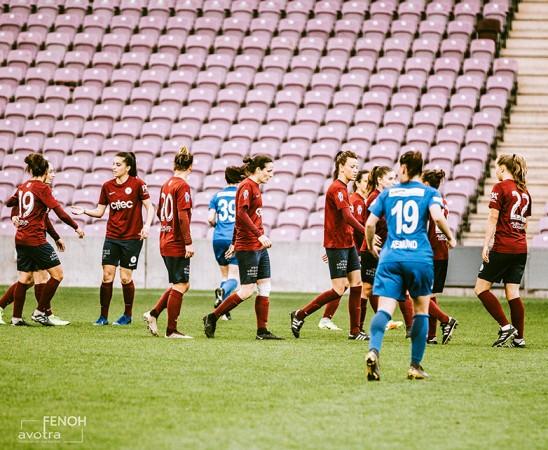 Servette FC Chênois Féminin- FC Luzern Frauen : préparer au mieux le déplacement à Zürich.