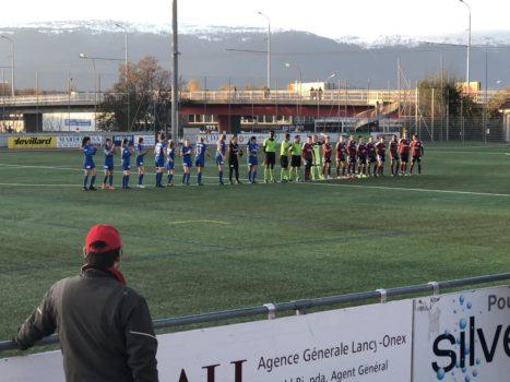 Servette FCCF – FC Lucerne 1-0 (0-0) : trois point obtenus difficilement