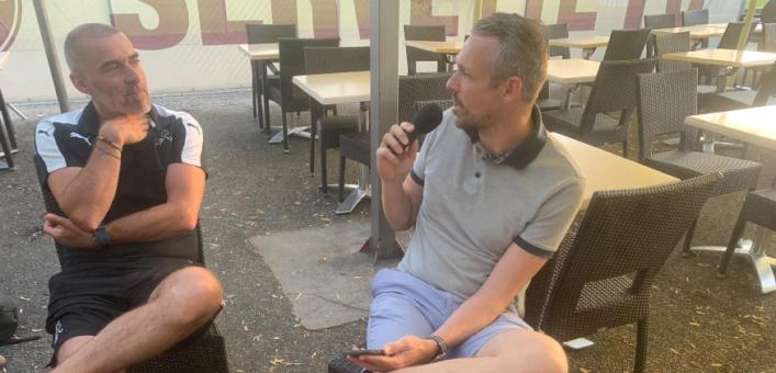 Interview complète d'Éric Sévérac, entraineur du Servette FC Chênois féminin