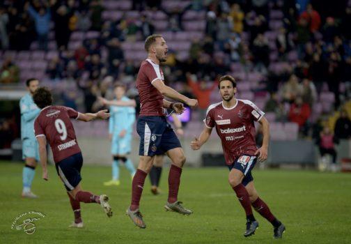 Servette FC – FC Thoune 2-1 (0-0) : Des fêtes au chaud