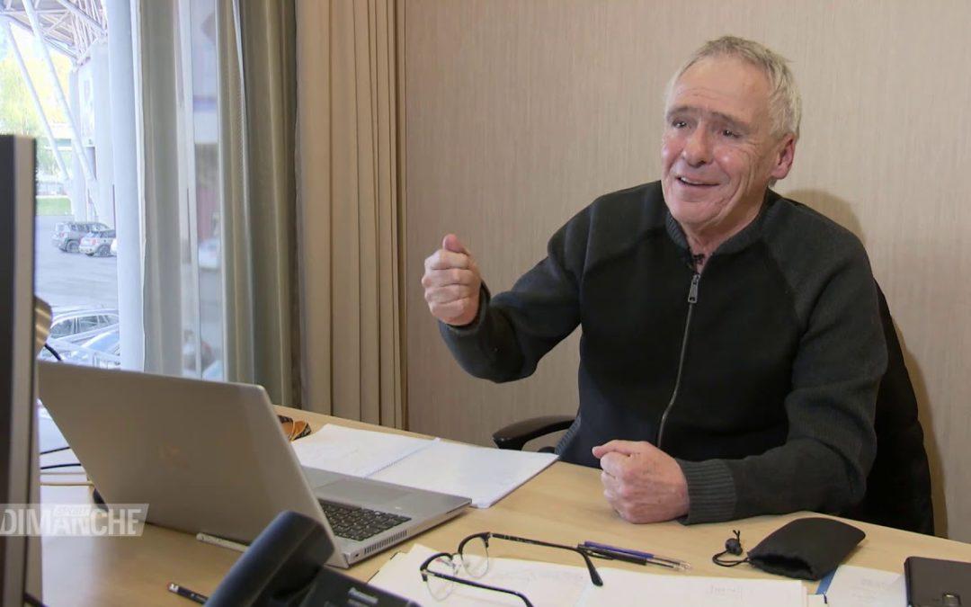 Portrait de Gérard Bonneau, responsable recrutement du Servette FC (RTS Sport)