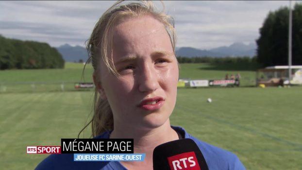 Football: Coupe de Suisse de foot féminin (RTS Sport)