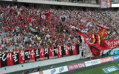 Le live entre Servette et Seoul