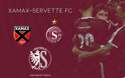 Xamax-Servette : le livescore