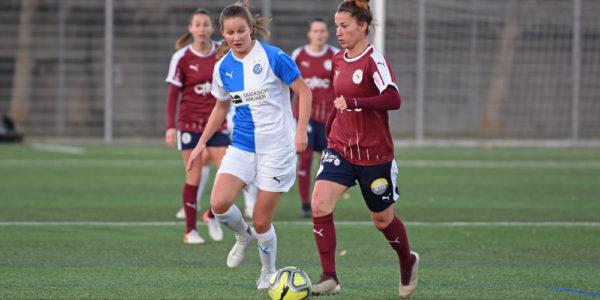 Servette FC Chenois Féminin- Grasshoper Club de Zürich : Le combat continue