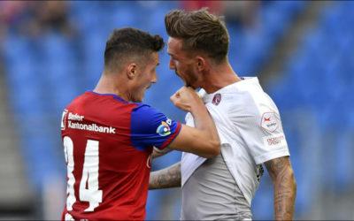 FC Basel-Servette FC : A l'assaut de la 3ème place