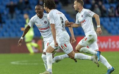 FC Bâle – Servette : Rien n'est jamais joué d'avance