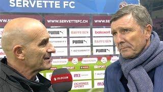 """Didier Fischer: """"on veut être droit dans nos bottes"""" (Teleclub Sports)"""