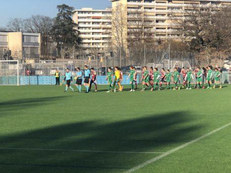 Servette FCCF – FC Saint-Gall Staad 4-0 (2-0) : une bonne reprise