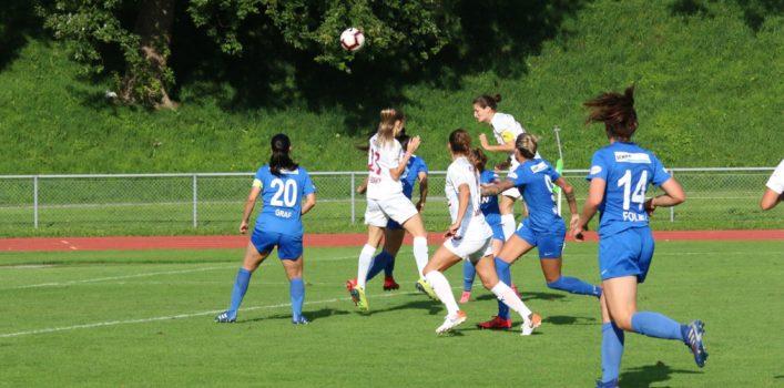 FC Luzern – Servette FC Chênois Féminin : La passe de trois ?
