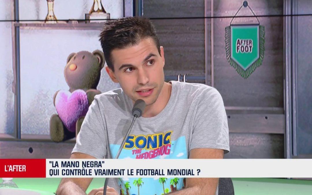 """Romain Molina """"Gérard Bonneau ? Une référence en France"""""""