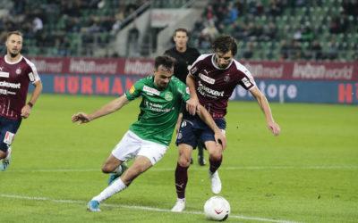 FC Sankt Gallen 1879- Servette FC : A l'attaque du Kybunpark
