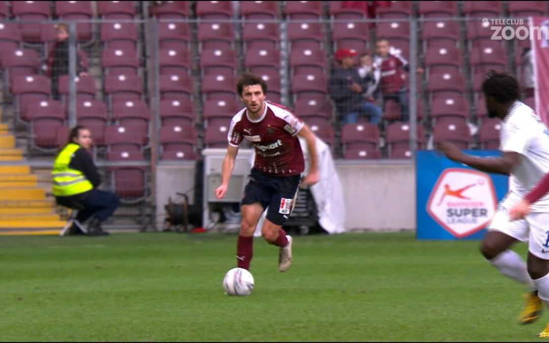 Miroslav Stevanovic, la force tranquille du Servette FC (Teleclub Sports)