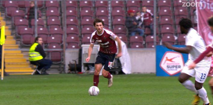 Miroslav Stevanovic, la force tranquille du Servette FC (Teleclub Sports)