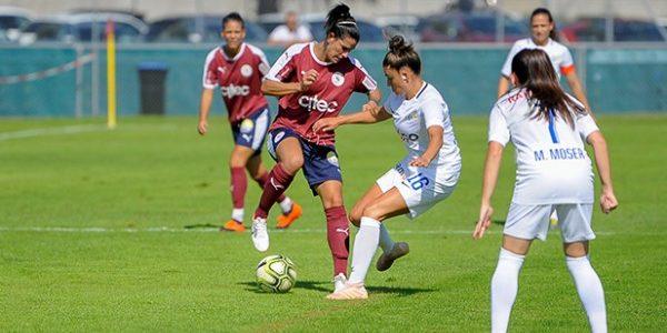 Servette FCCF- FC Zürich Frauen : Le choc au sommet