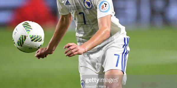 Stevanovic rappelé avec la Bosnie !