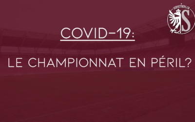 Hors-Cadre: Covid-19: Le championnat en péril ?