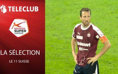 La sélection – Le 11 suisse (Teleclub Romandie)