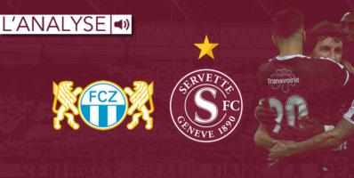 FC Zurich – Servette : L'analyse