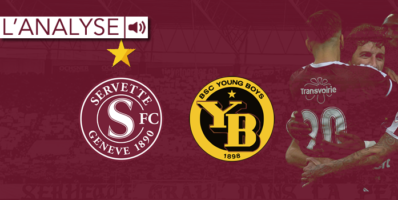 Servette – Young Boys : L'analyse