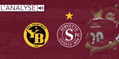 Young Boys – Servette : L'analyse du match