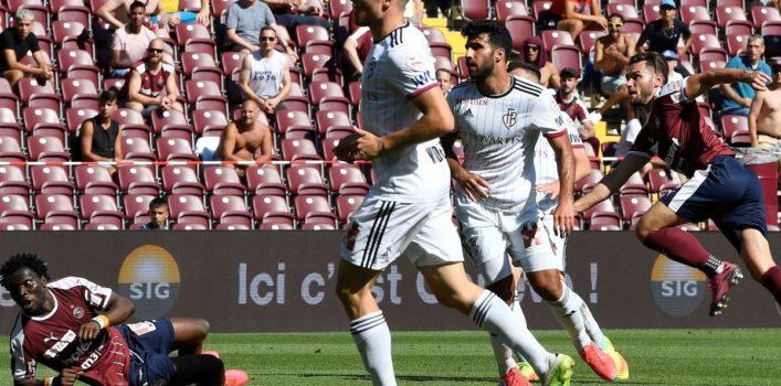 Servette – FC Bâle 2-2 (1-1) : On se quitte bons amis