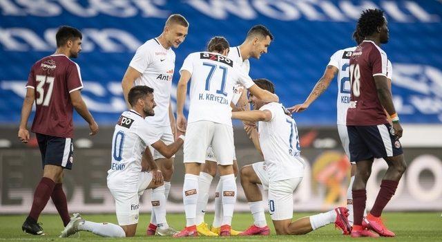 FC Zurich – Servette 2-0 (1-0) : la légende des invincibles du COVID prend fin.
