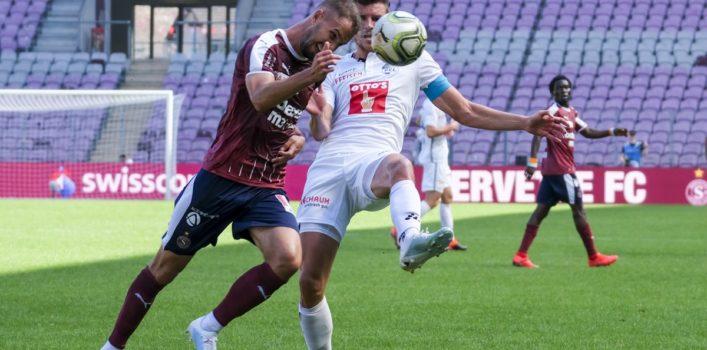 Servette FC- FC Lucerne : conserver la quatrième place