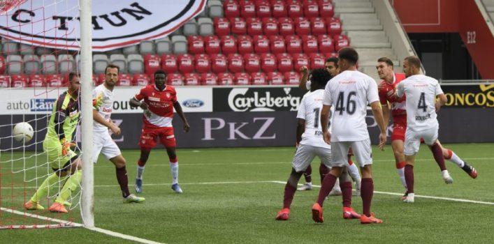 Thoune – Servette 5-1 (2-0) : la fatigue a eu raison des joueurs
