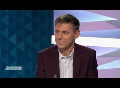 Le Servette FC et Pascal Besnard dans Sport Dimanche (RTS Sport)