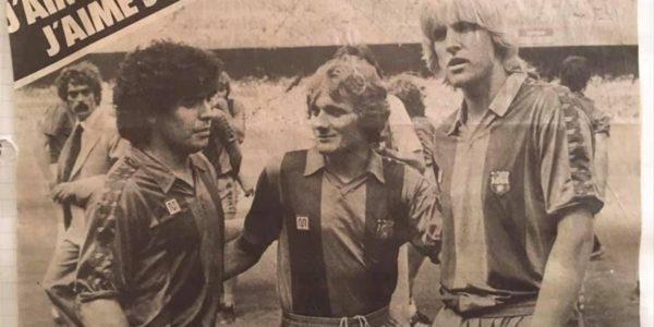 Maradona Servettien ? Pas si impossible que ça !