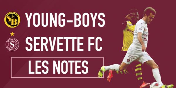 Young Boys – Servette 2-0 : Fini les semaines anglaises