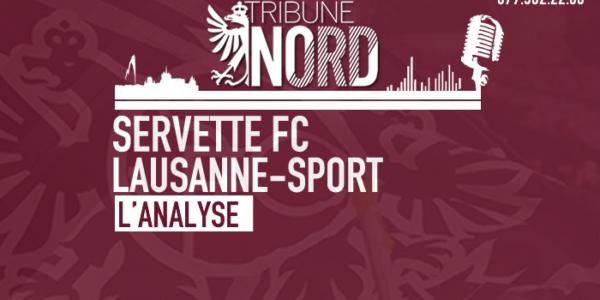 Servette – Lausanne | L'analyse