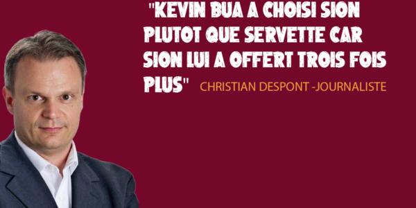 Servette FC – Sion | L'avant-match avec Christian Despont